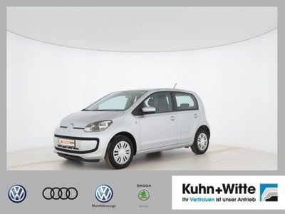used VW up! 1.0 move *Klima*Einparkhilfe*4 Türen*