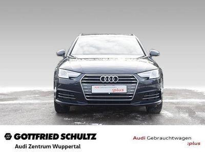 gebraucht Audi A4 Avant 2.0TDI Navi,Keyless,Sitzheizung,Leder Alc Sport - Klima,Xenon,Sitzheizung,Alu,Servo,