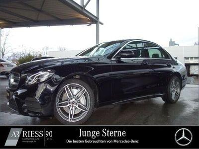 gebraucht Mercedes E350 AMG+Burmester+Comand+LED+Kamera+PDC