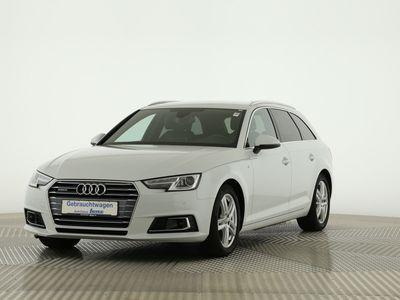 gebraucht Audi A4 Avant Sport quattro S-line KAMERA STANDHZ