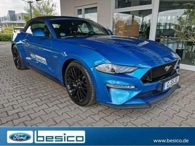gebraucht Ford Mustang Convertible GT+B&O Play+Magne Ride+PDC+