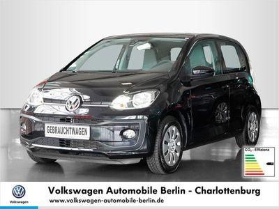 gebraucht VW up! up! move1.0 l 44 kW 60 PS Sequenzielles 5-Gang-Schaltgetriebe ASG