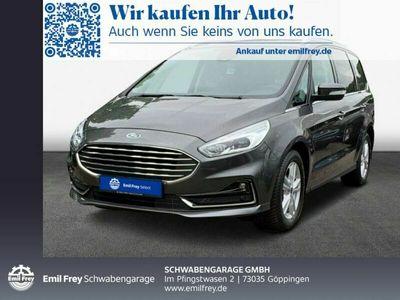 gebraucht Ford Galaxy 1.5 EcoBoost S&S TITANIUM