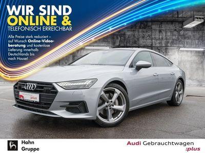 gebraucht Audi A7 Sportback 50TDI qua S-line EU6d Matrix AHK Standh