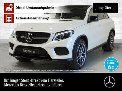 gebraucht Mercedes GLE350 Cp. d 4M AMG Airmat Pano COMAND Distr+ AHK