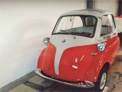 käytetty BMW Isetta 250 Baujahr 1957 restauriert