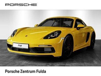 käytetty Porsche 718 CaymanGTS 2.5 - Sportabgasanlage