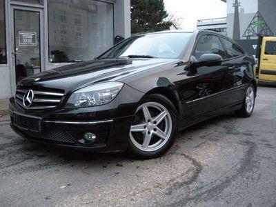 "gebraucht Mercedes CLC180 K/ Leder/ 18""/Klimaaut./el. Pano/8-fach/PDC/SH"