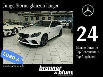 gebraucht Mercedes C300 T e AMG Line,Comand,Distronic,Night,Kamera