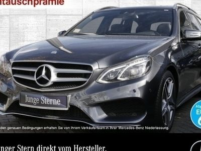 käytetty Mercedes E220 4M BT AMG Burmester COMAND ILS LED SHD