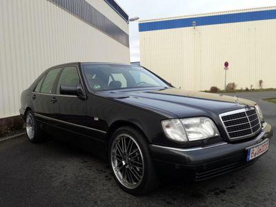 gebraucht Mercedes 600 SE / VOLL / TÜV