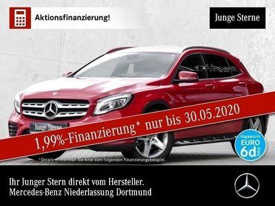 gebraucht Mercedes GLA250 AMG LED Kamera Navi Laderaump Totwinkel