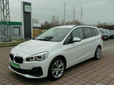 gebraucht BMW 216 Bau. 2 Gran Tourer i Sport Line AHK 7Sitze als Kombi in Greifswald
