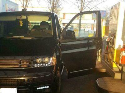 gebraucht VW T5 Vw2,5 TDI 174 Ps Flügeltüren 2x Seiten...