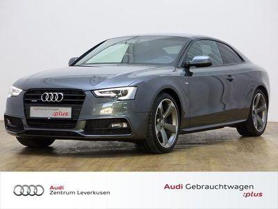 gebraucht Audi A5 Coupe 3.0 TDI quattro S line TRON KAMERA - Leder,Klima,Xenon,Sitzheizung,Alu,Servo,