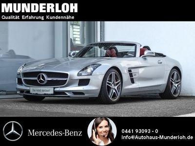 gebraucht Mercedes SLS AMG Roadster COMAND*KAMERA*EXKLUSIV*GARANTIE