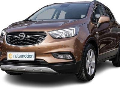gebraucht Opel Mokka X MokkaEdition 1.6 LED-Tagfahrlicht Lenkrad/Sitzheizung Tempomat