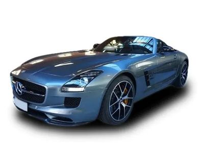 gebraucht Mercedes SLS AMG Roadster GT Final Edition Keramik B&O