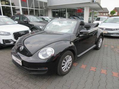 gebraucht VW Beetle Cabriolet 1.2 TSI KLIMA / GRA / MAL / eVerdeck / Z