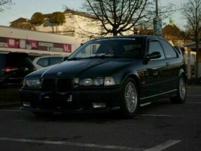 gebraucht BMW 323 Compact e36 TI M3