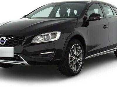 gebraucht Volvo V60 CC V60 Pro D3 - Kamera,Leder,Xenon,Navi,Sitzh,Beh.Frontscheibe