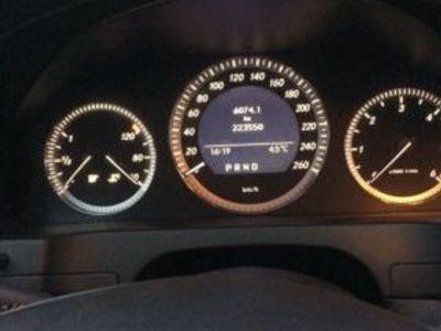 gebraucht Mercedes C200 T CDI DPF Automatik