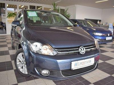 gebraucht VW Golf Plus VI Life 1,6 TDI Navi*Standheizung*