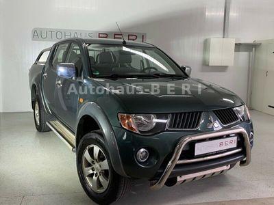 gebraucht Mitsubishi L 200 Intense Doppelkabine 4WD/ Gepflegt