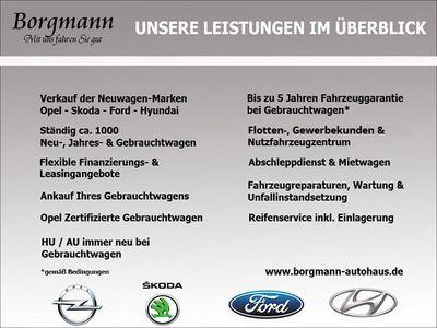 gebraucht Opel Corsa Edition 1.4 Turbo mit Panoramaschiebedach