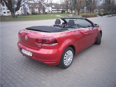 gebraucht VW Golf Cabriolet Cabrio 1.6 TDI