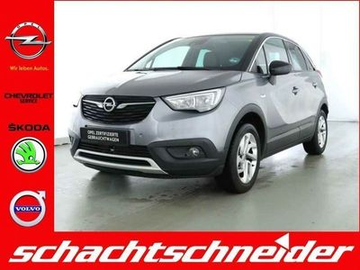 gebraucht Opel Crossland X 1.2 Innovation+Navi+Kamera+Klimaaut+
