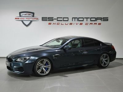 gebraucht BMW M6 GRAN COUPE M-DRIVERS PACKAGE HEAD-UP KEY-GO