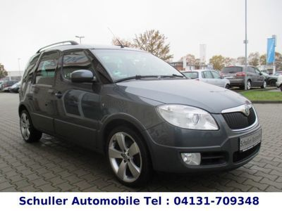 gebraucht Skoda Roomster Scout 1.6 Climatronic / Sitz / PDC