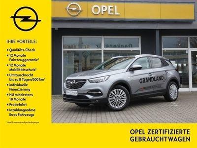 gebraucht Opel Grandland X Edition 1.2 Sitz- u. Lenkradheizung,