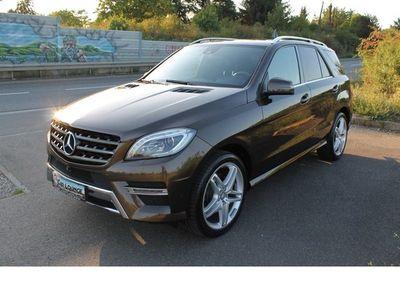 gebraucht Mercedes ML350 ML CDI BlueTEC 4 MATIC EURO6*