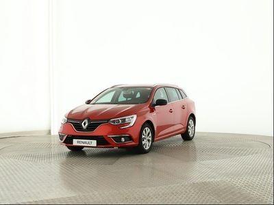 gebraucht Renault Mégane GRANDTOUR 4 1.3 TCE 160 LIMITED DELUXE AU