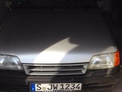 used Opel Kadett E LS
