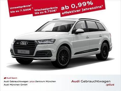 käytetty Audi SQ7 4.0 TDI qu. Pano/AHK/ACC/BOSE/Allradlenkung
