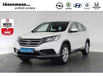gebraucht Honda CR-V COMFORT+NOTBREMSASSISTENT+LED-TAGFAHRLICHT+