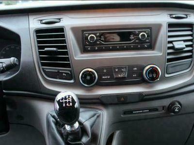 gebraucht Ford Custom TRANSIT310 L1 H1 Kasten Black Edition 96 kW