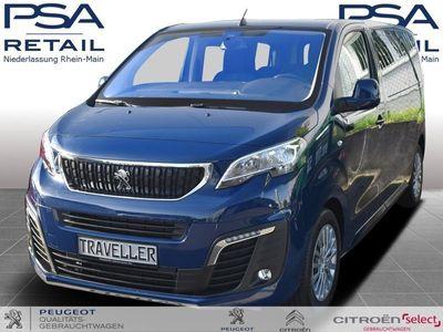 gebraucht Peugeot Traveller L2 1.5 BlueHDi 120 Active *8 Sitze*DAB*SITZH.*
