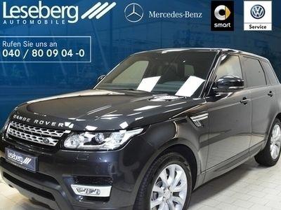 gebraucht Land Rover Range Rover Sport 3.0 TDV Autom./Xenon/Sitzhzg./Klima