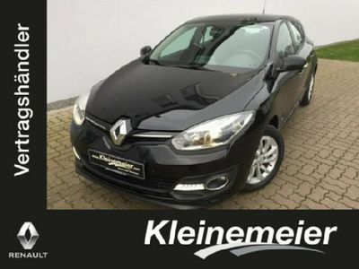 gebraucht Renault Mégane 1.2 TCe 130*Alu*Navi*SZH*PDC*Bluetooth*