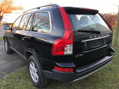 gebraucht Volvo XC90 D5 Momentum 7-Sitze Leder Navi Memory