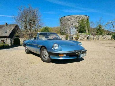 gebraucht Alfa Romeo 2000 SpiderVeloce 115 2,0L or...