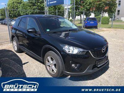 gebraucht Mazda CX-5 Sports-Line 2.2 CD AWD KLIMA / NAVI / LEDER