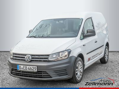 gebraucht VW Caddy Kasten EcoProfi 2.0l TDI SCR BlueMotion 5-Gang Rad