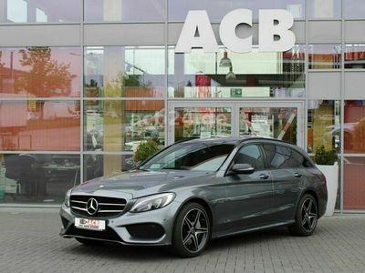 gebraucht Mercedes C250 T CGI AMG Line*LED*Pano*Memory*Night*RFK