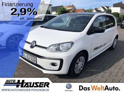 gebraucht VW up! ! 1.0 MOVE NAVI PDC KLIMA SITZHZG. EU-6 DTEMP