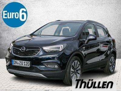 gebraucht Opel Mokka X 120 Jahre 1.4l 103 kw ( 140 PS ) Navi